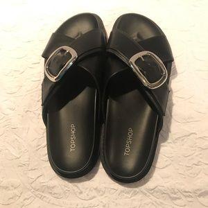 New Topshop sandals